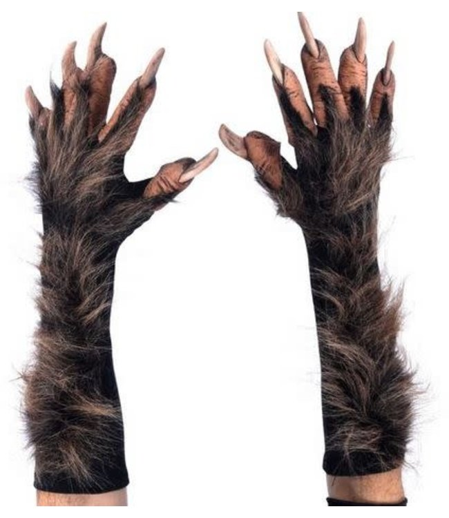zagone studios New Wolf Gloves/Hands