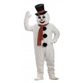 Rubies Costume Company Snowman Full Costume - Adult One SIze