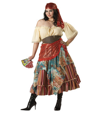 InCharacter SUPER SALE Fortune Teller Plus Size 3XL by Incharacter
