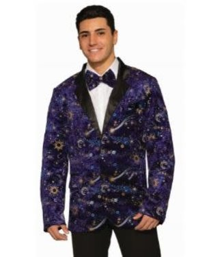 Forum Novelties Celestial Blazer and Bowtie Adult One Size by Forum Novelties