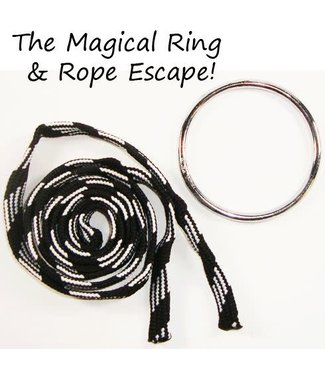 Ring and Rope Escape by Wonder M10