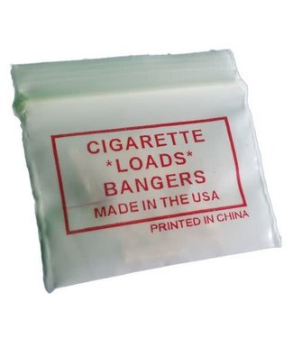 Cigarette Loads - Bangers, SINGLE BAG by Loftus International