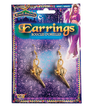 Forum Novelties Lamp Earrings by Forum Novelties
