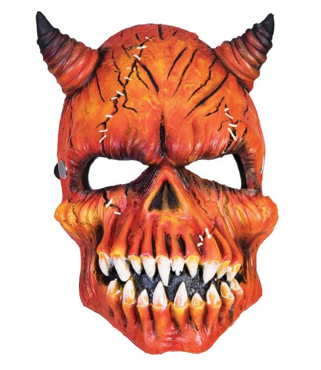 Forum Novelties Devil Half Mask by Forum Novelties