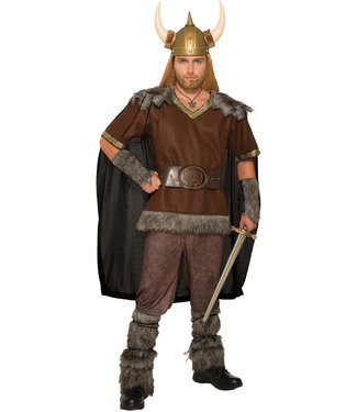 Forum Novelties Viking Warrior Chief Costume Adult One Size by Forum Novelties