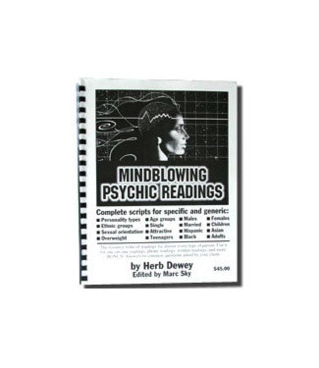 Mindblowing Psychic Readings by Herb Dewey