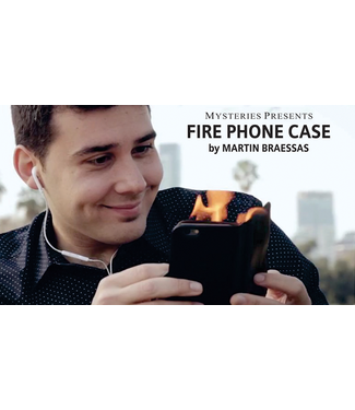 Fire Phone Case, Bigger by Martin Braessas