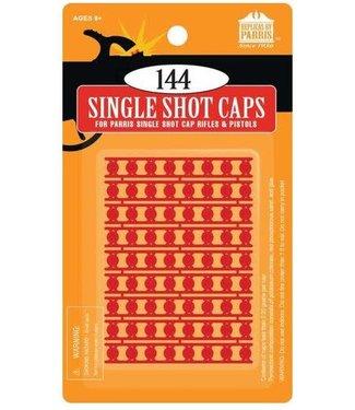 Caps - Single Shot Strip Caps