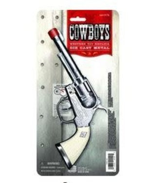 Cap Gun Cowboys Repeater Die Cast Metal by Parris Manufacturing (/245)