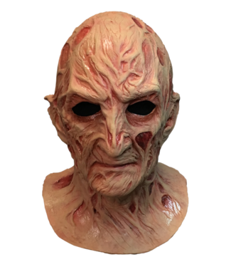 Trick Or Treat Studios Mask Freddy Kruger - A Nightmare On Elm Street 4 The Dream Master