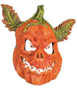 Forum Novelties Evil Pumpkin Half Mask by Forum Novelties
