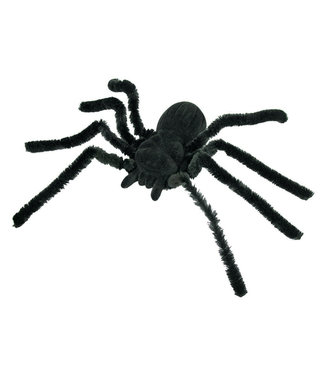 Furry Spider Posable 8 inch