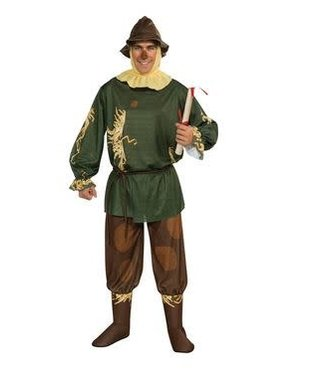 Rubies Costume Company Wizard of Oz - Scarecrow Adult One Size by Rubies