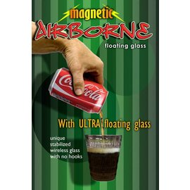 Magnetic Airborne - Coke w/Ultra Glass by MAK Magic