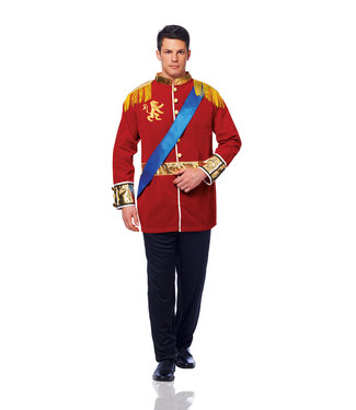 Prince Adult Extra Large by Costume Culture By Franco LLC