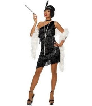 Dazzling Flapper Adult Medium by Costume Culture By Franco LLC