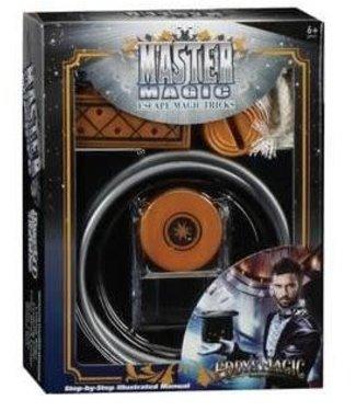 Master Magic Set 1 Escape Magic by Eddys Magic