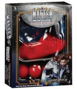 Master Magic Set 3 Sleight Of Hand Magic by Eddys Magic