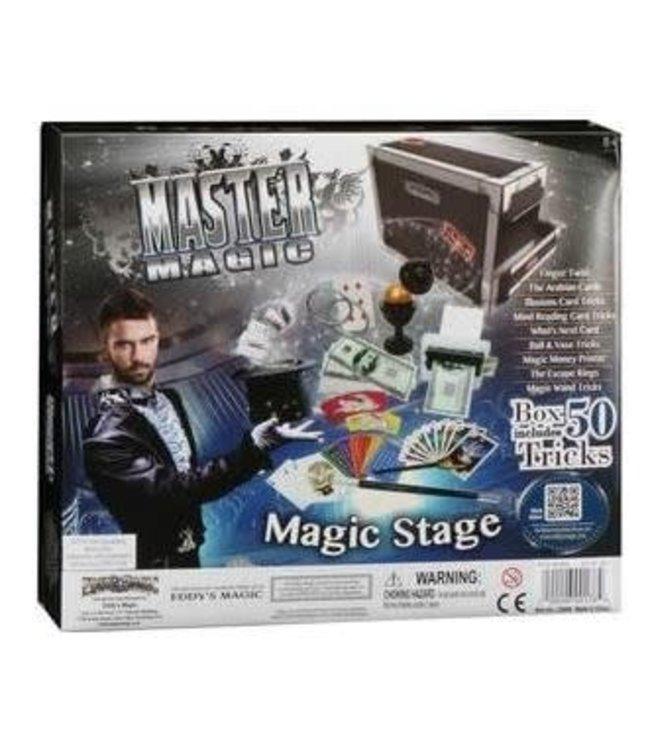 Master Magic - Magic Stage by Eddys Magic