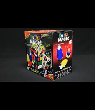 Rubik's Cube Amazing Magic Set With 50 Tricks by Fantasma Magic
