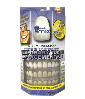 Billy Bob Products Instant Smile Tooth Kit Veneer by Billy Bob Teeth