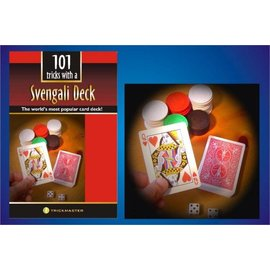 Svengali Deck w/Book Kit - Bicycle Poker by Trickmaster Magic