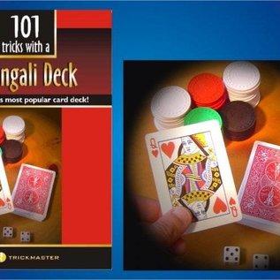 Trickmaster Magic Svengali Deck w/Book Kit - Bicycle Poker by Trickmaster Magic
