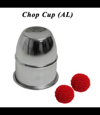 Chop Cup Aluminum by The Essel Magic