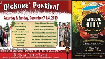 2019 Local Long Island Christmas Holiday Events!