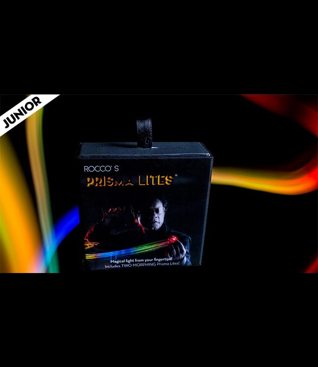 Rocco's SUPER BRIGHT Prisma Lites - Pair JUNIOR, Morphing