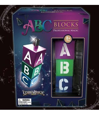 ABC Blocks by Eddys Magic