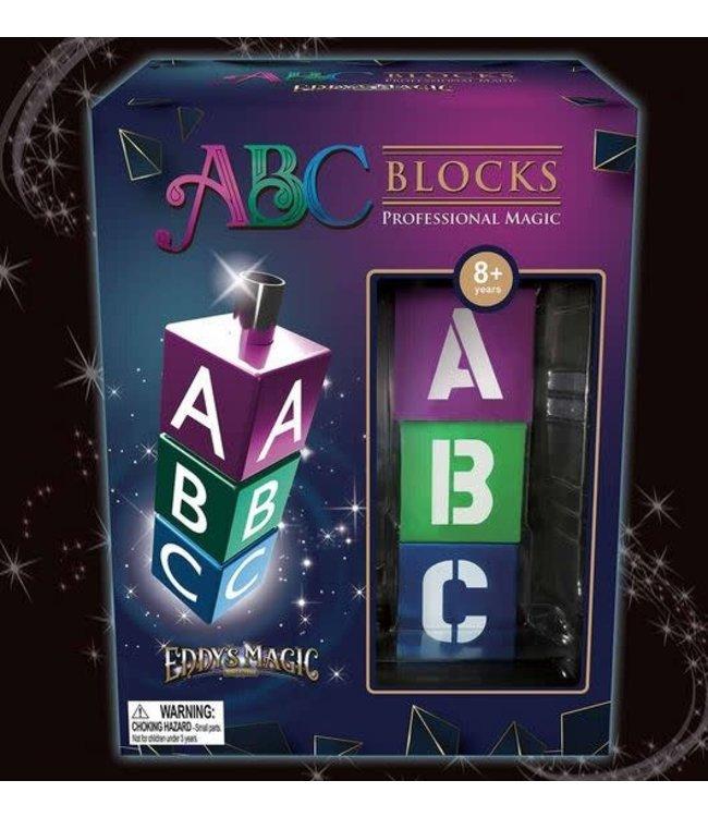 ABC Blocks by Eddys Magic