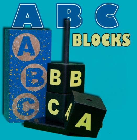 Why ABC Blocks is such a great kid's show effect!