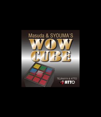 Masuda and Syouma's WOW CUBE by Tejinaya and Atto Magic