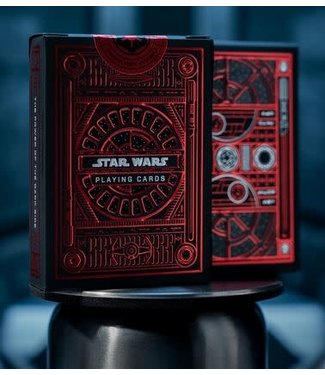 Star Wars Cards The Dark Side Red by Theory 11