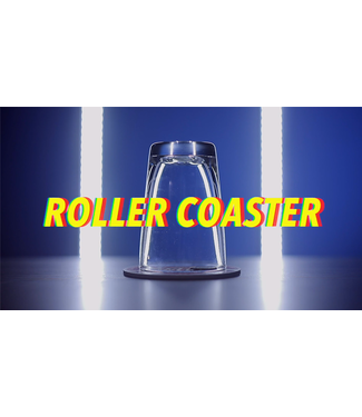 Roller Coaster Coke With Online Instructions by Hanson Chien