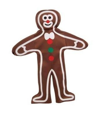 Forum Novelties Gingerbread Man - Adult Standard