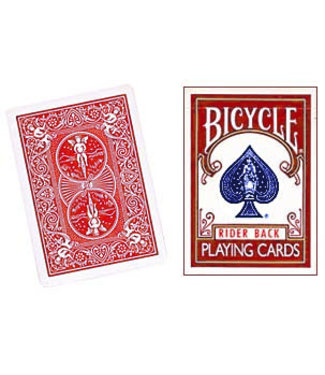 Red One Way Forcing Deck Assorted