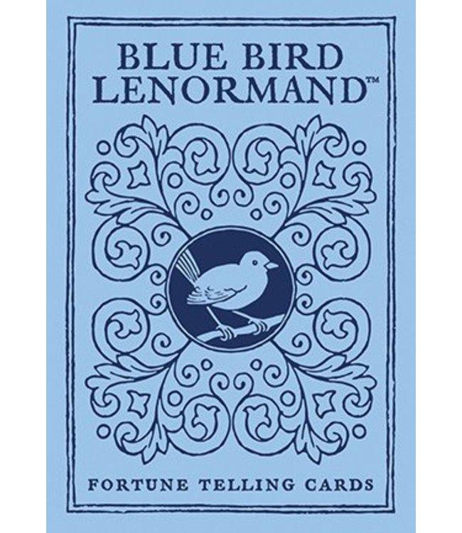 Blue Bird Lenormand Tarot by U.S. Games