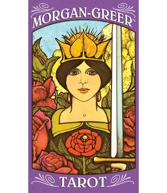 Morgan-Greer Tarot by U.S. Games