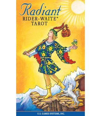 Radiant Rider-Waite Tarot Tin by U.S. Games