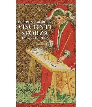 Visconti Sforza Tarocchi Tarot Deck by U.S. Games