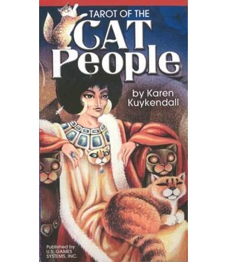 Tarot of the Cat People Tarot by U.S. Games