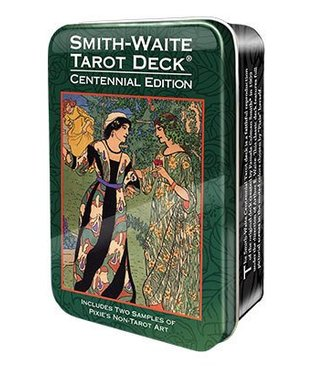 Smith-Waite Tarot Tin Centennial Edition by U.S. Games