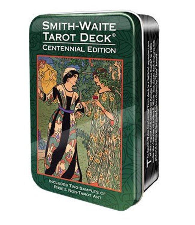 Smith-Waite Tarot Tin Centennial Edition by U.S. Games