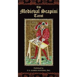 Medieval Scapini Tarot by U.S. Games