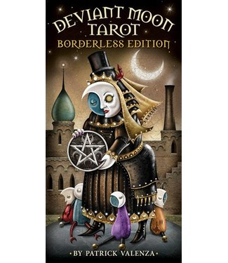 Deviant Moon Tarot Borderless Edition by U.S. Games
