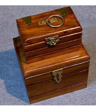 Double Locked Box Mystery (M8/902)