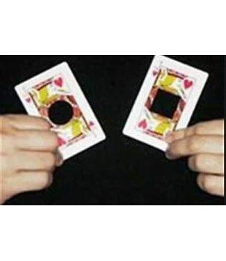 ADAIRS SQUARE CIRCLE CARD TRANSFORMATION M10