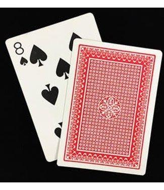 JUMBO Two Card Monte 5X7 M10